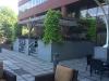 building exterior terrace